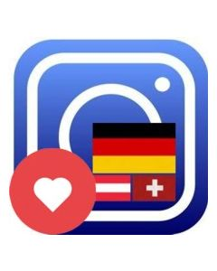 Instagram Foto/Beitrag Likes Marketing (D-A-CH)